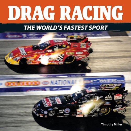 Drag Racing: The World's Fastest Sport from Firefly Books Ltd