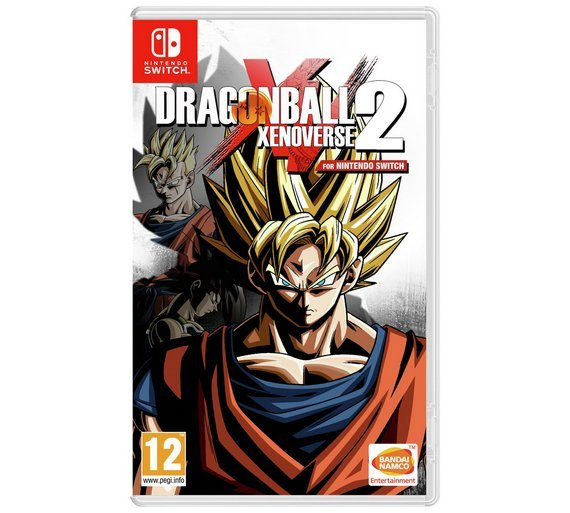 Dragon Ball Xenoverse 2 Nintendo Switch Game from Dragon Ball Xenoverse 2