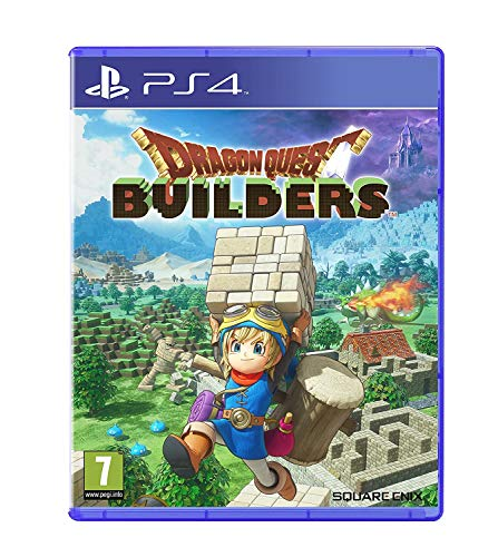 Dragon Quest Builders (PS4) from By Square Enix