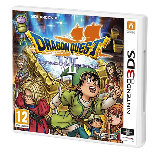 Dragon Quest VII: Fragments of the Forgotten Past (Nintendo 3DS) from Nintendo