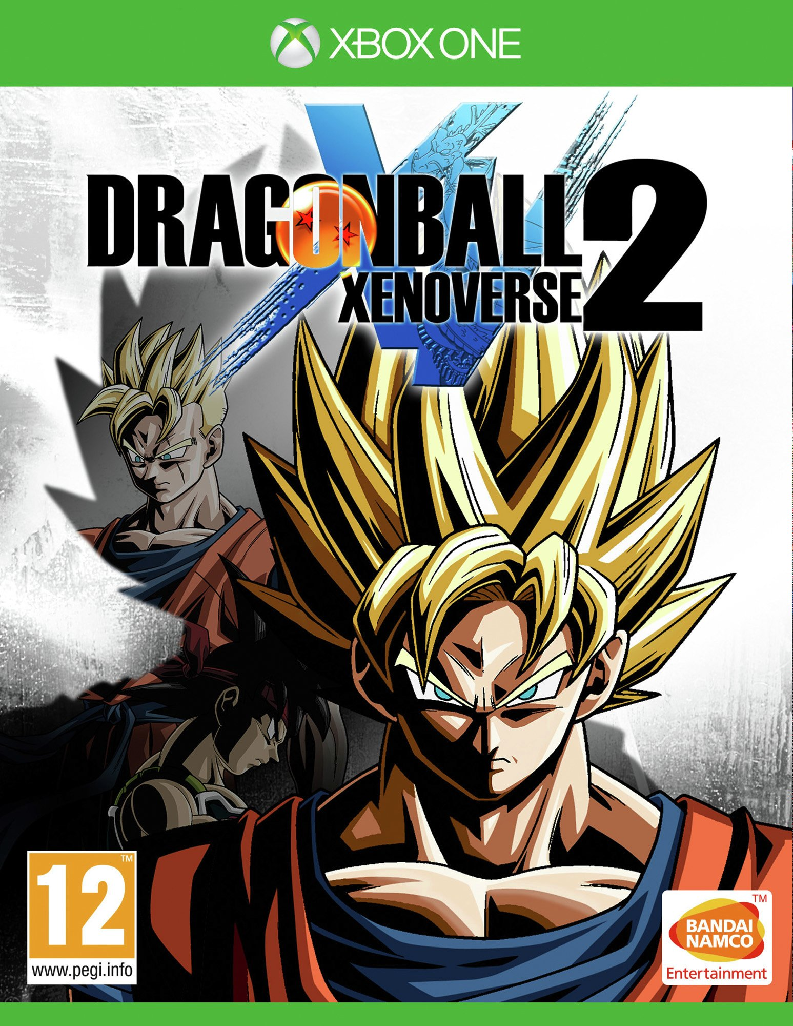 Dragonball Xenoverse 2 Xbox One Game. from Dragon Ball