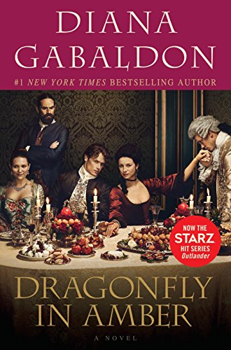 Dragonfly in Amber (Outlander) from Bantam