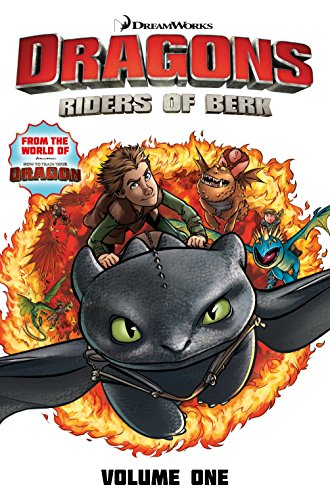 Dragons: Riders of Berk - Tales from Berk: Dragons Down & Dangers of the Deep: 1 from Titan Comics