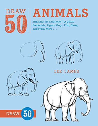 Draw 50 Animals from Watson-Guptill Publications