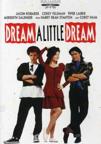 Dream a Little Dream [DVD] [1989] [Region 1] [US Import] [NTSC] from Lions Gate Home Entertainment