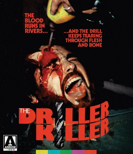 Driller Killer, The (2-Disc Special Edition) [Blu-ray + DVD] from Arrow Video
