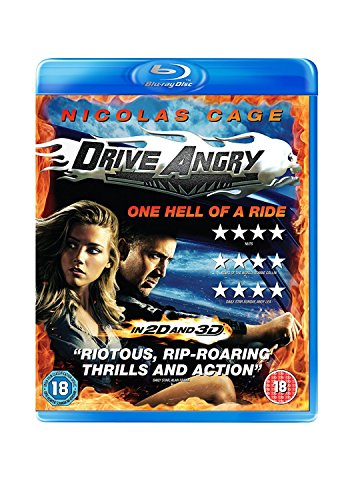Drive Angry [Blu-ray] from Lions Gate Home Entertainment