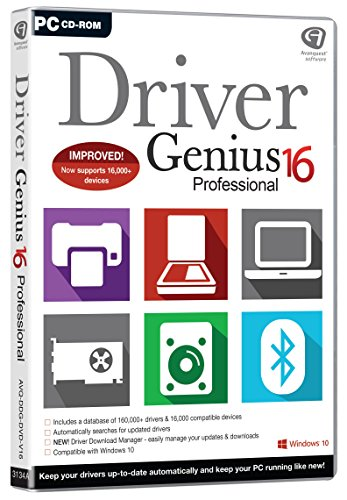 Driver Genius Professional 16 (PC) from Avanquest Software