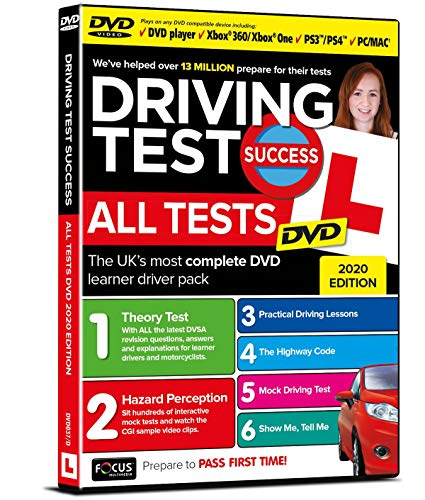 Driving Test Success All Tests DVD