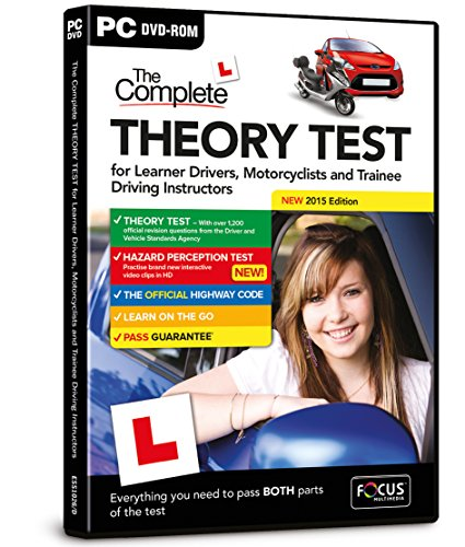 Driving Test Success Theory Test for Car Drivers, Motorcyclists and Trainee Driving Instructors 2015 Edition from Focus Multimedia Ltd