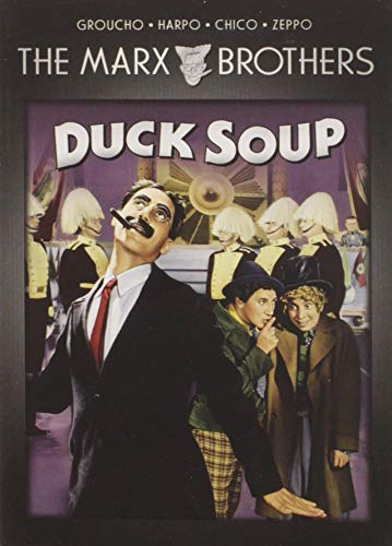 Duck Soup [DVD] [1933] [Region 1] [US Import] [NTSC] from Universal Studios