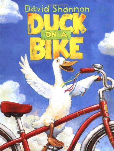 Duck on a Bike from Blue Sky Press