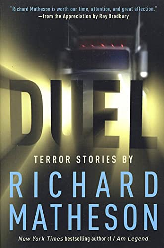 Duel: Terror Stories by Richard Matheson from St. Martin's Press