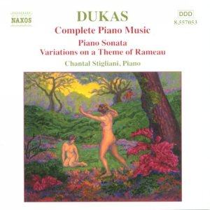 Dukas - Complete Piano Works