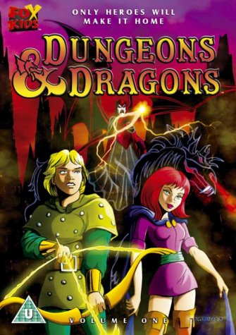 Dungeons and Dragons - Vol. 1 [DVD] from Entertainment One
