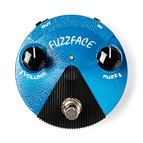 Dunlop FFM1 Silicon Fuzz Face® Mini Distortion from Jim Dunlop