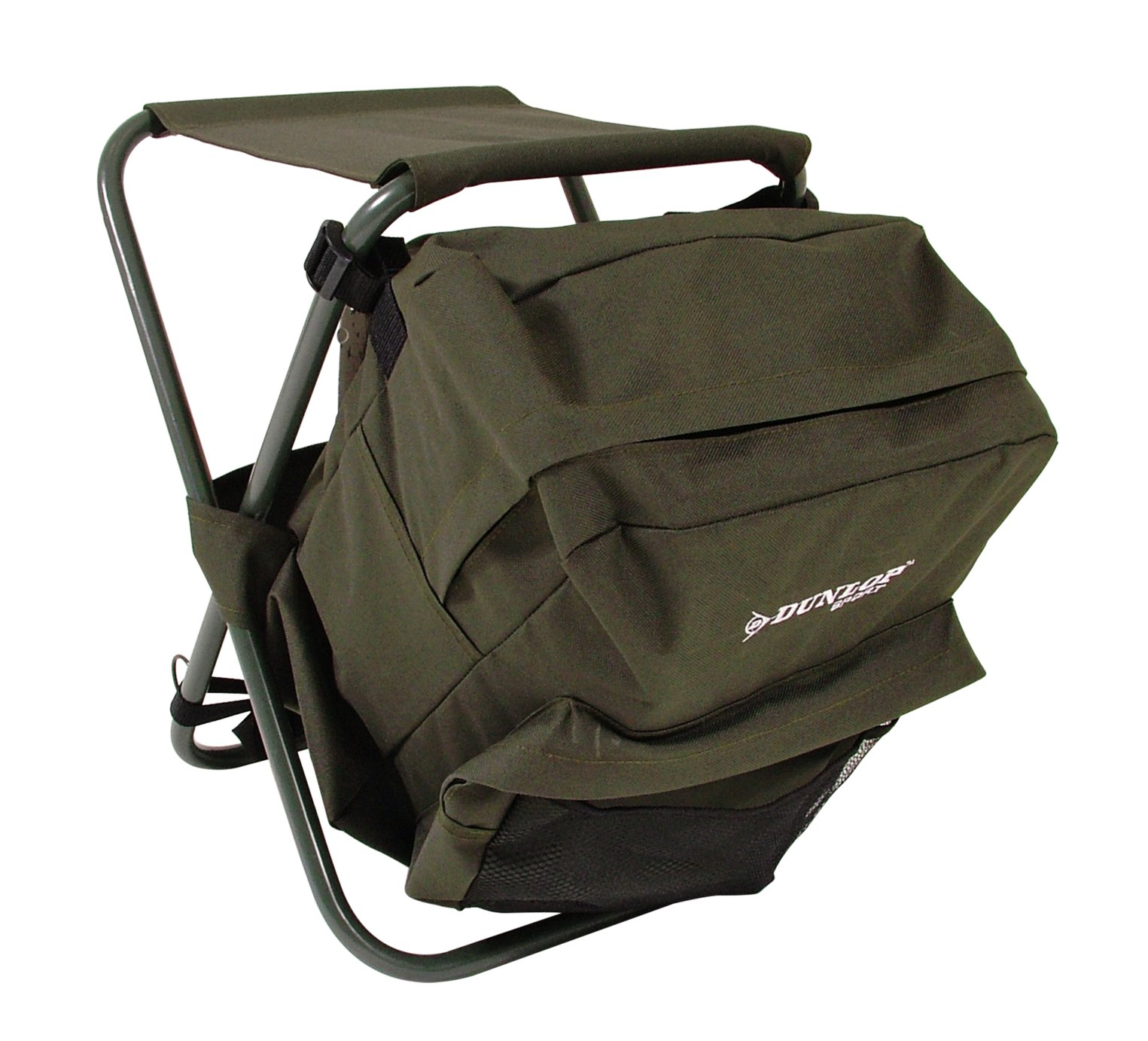Dunlop Fishing Stool with Backpack from Dunlop