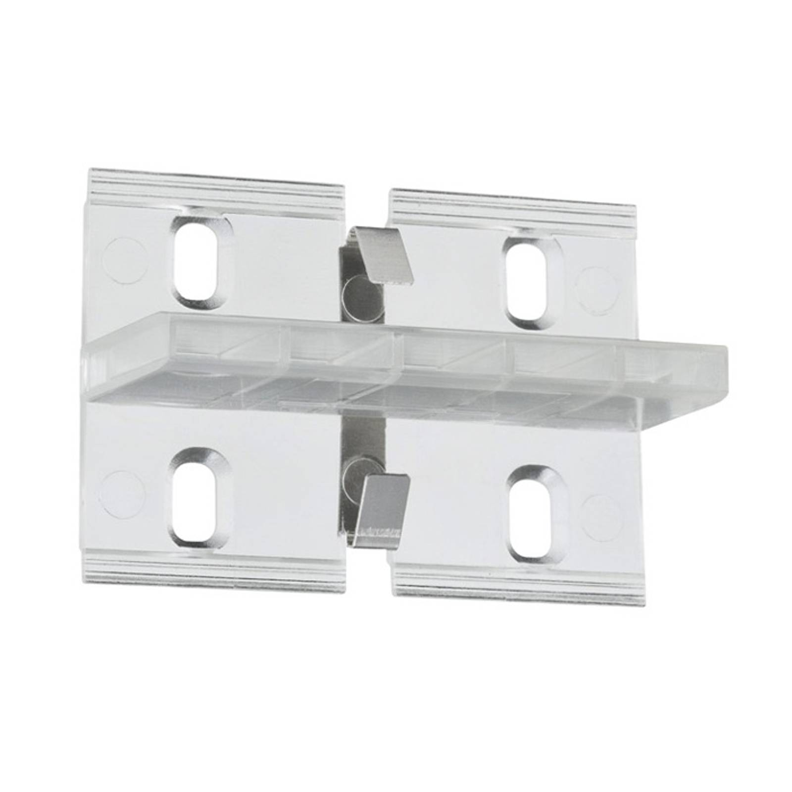 Duo Profile wall bracket for LED strip system from Paulmann
