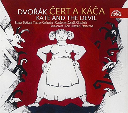 Dvorák - Kate And The Devil from SUPRAPHON