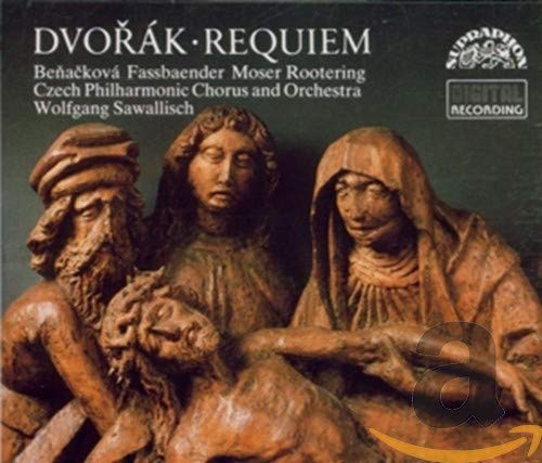 Dvorak: Requiem from SUPRAPHON