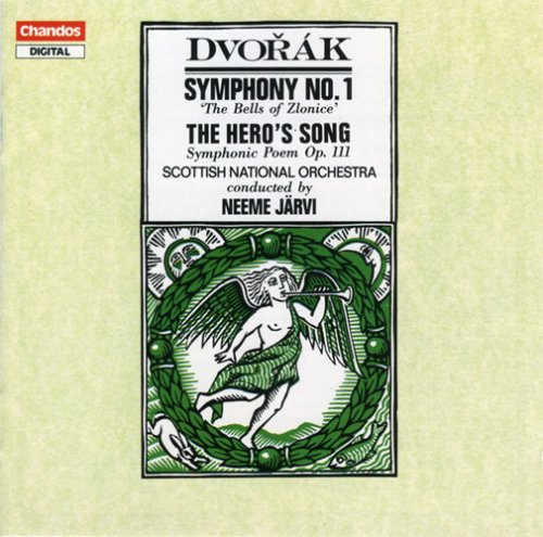 Dvorák: Symphony No. 1; The Hero's Song