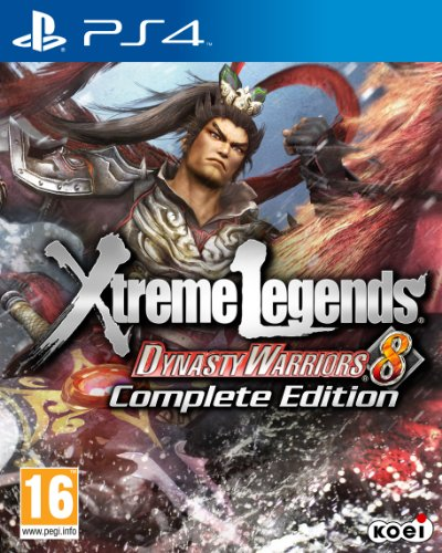 Dynasty Warriors 8: Xtreme Legends - Complete Edition (PS4) from Koei