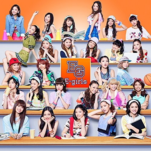 E-Girls - Highschool Love [Japan CD] RZCD-59673 from Avex Japan