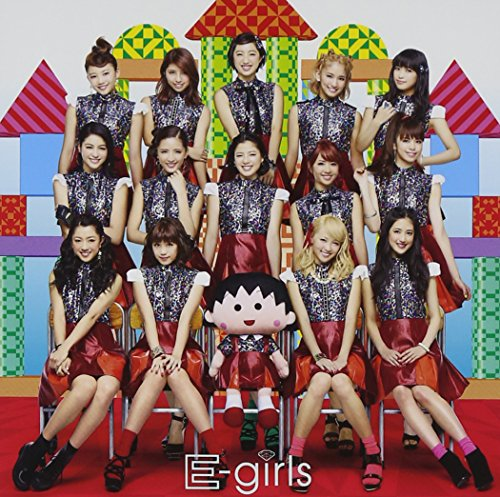 E-Girls - Odoru Ponpokorin (CD+DVD) [Japan CD] RZCD-59669 from AVEX