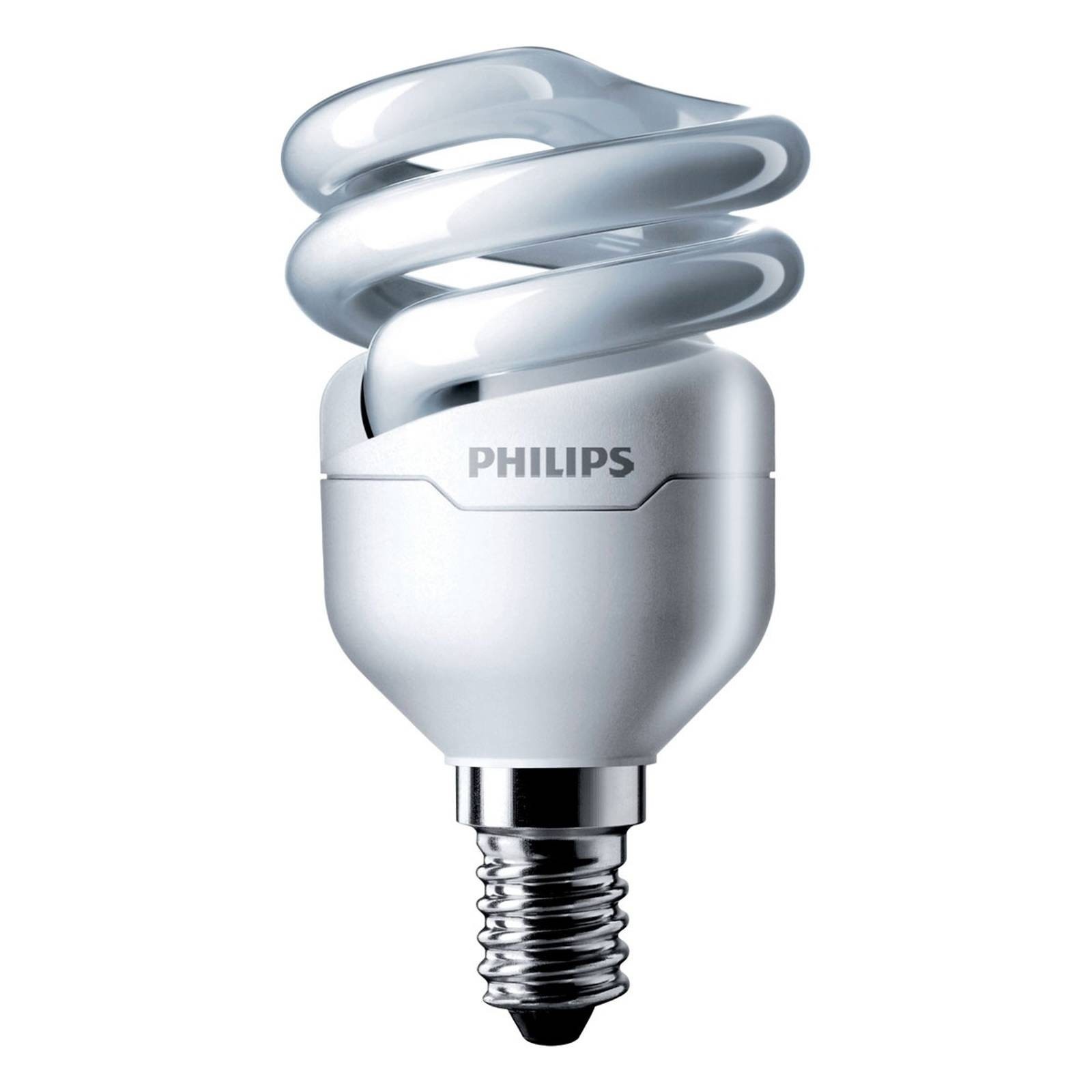 E14 8W 827  energy-saving bulb Tornado spiral from Philips