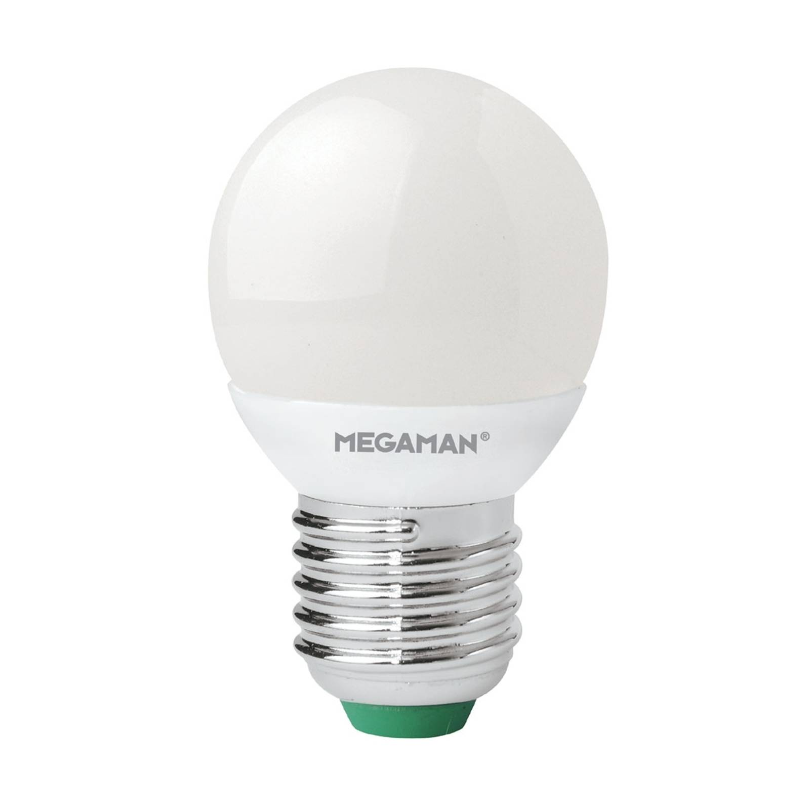 E27 3.5W LED tear bulb matte, 2800K from Megaman