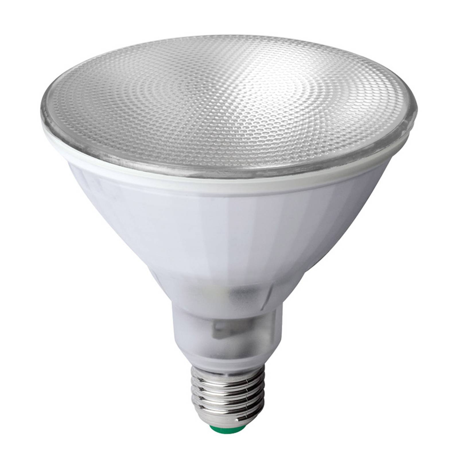 E27 8.5 W LED plant lamp, PAR38 35° from Megaman
