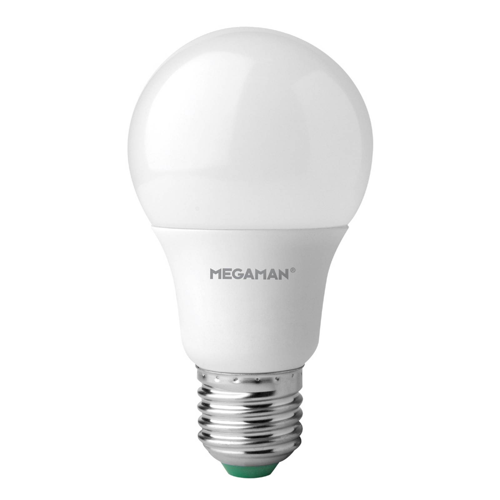 E27 9.5 W 840 LED bulb, matt from Megaman