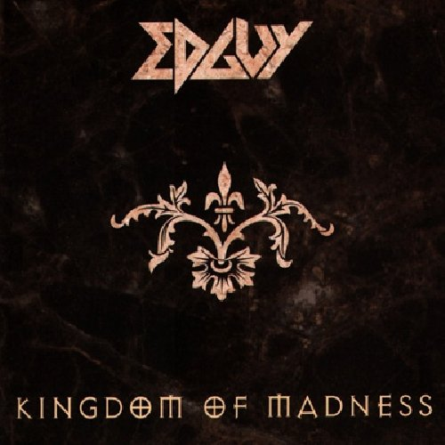EDGUY-KINGDOM OF MADNESS from AFM RECORDS
