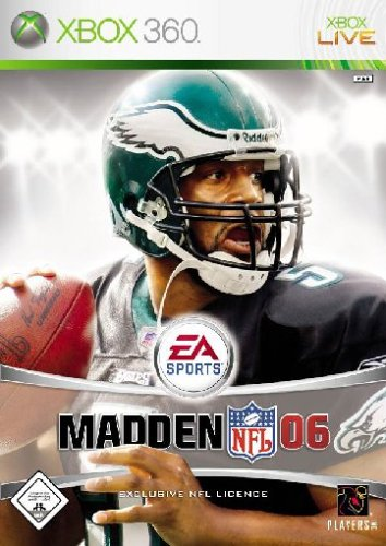 ELECTRONIC ARTS Xbox 360 Madden NFL 06