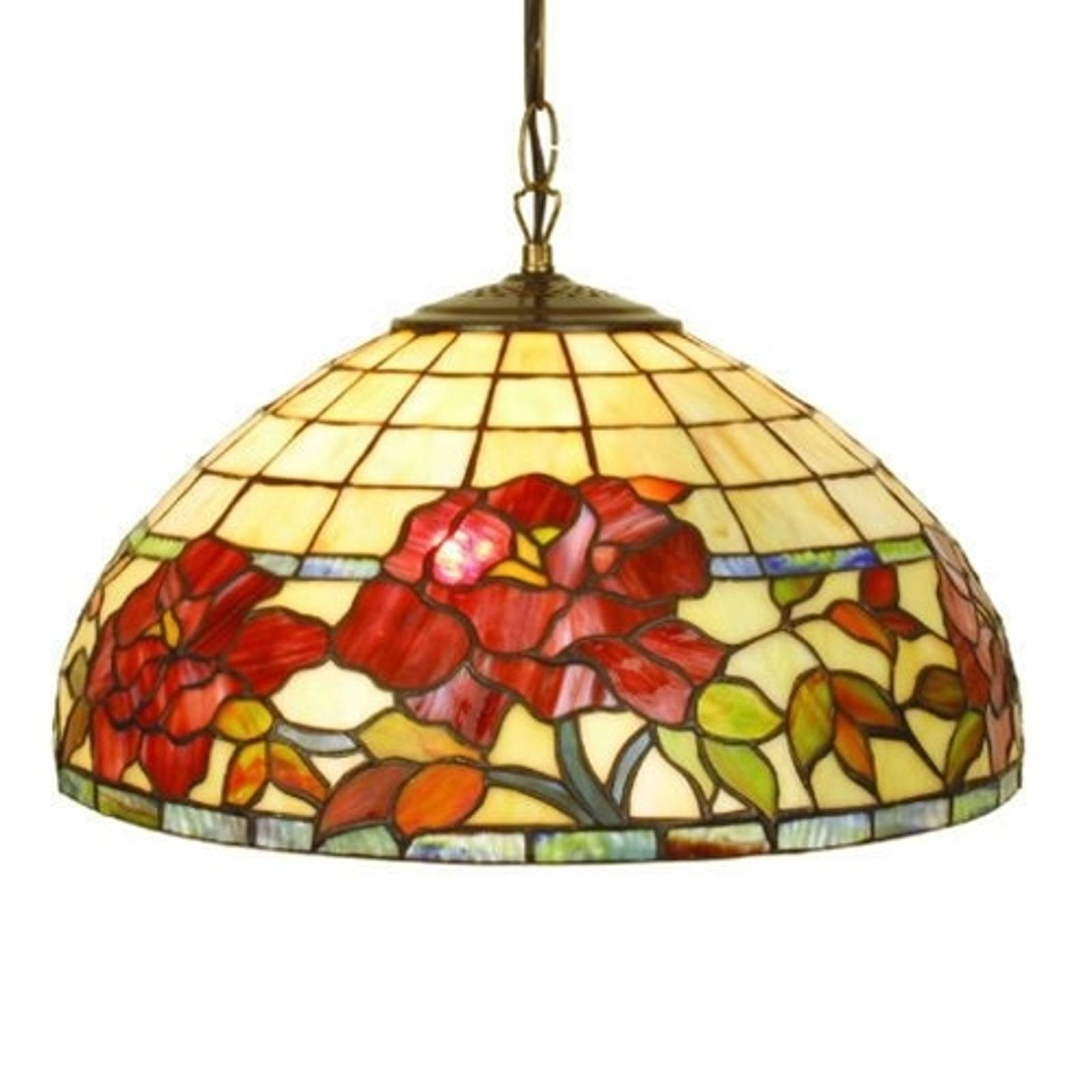 ESMEE ornate hanging light, 1-bulb from ARTISTAR
