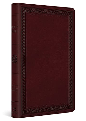 ESV Large Print Value Thinline Bible from Crossway Books