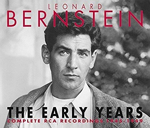 The Early Years - Complete RCA Recordings 1945 - 1949 from Jap Import