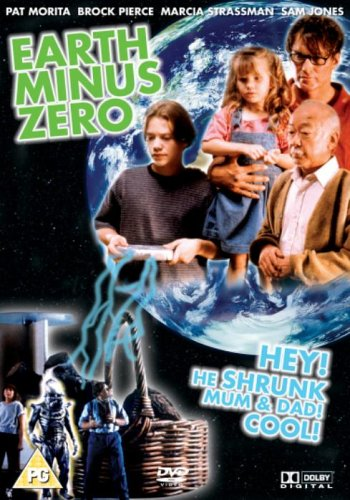 Earth Minus Zero [DVD] from Boulevard