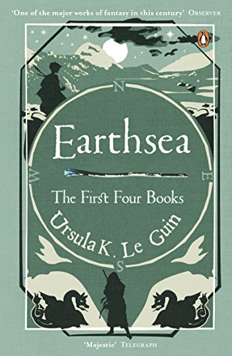 Earthsea: The First Four Books: A Wizard of Earthsea * The Tombs of Atuan * The Farthest Shore * Tehanu from Penguin
