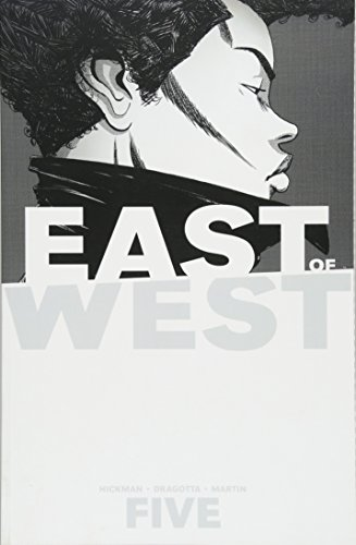 East of West Volume 5: All These Secrets from Image Comics