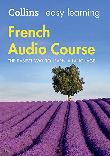 Easy Learning French Audio Course: Language Learning the easy way with Collins (Collins Easy Learning Audio Course) from Collins