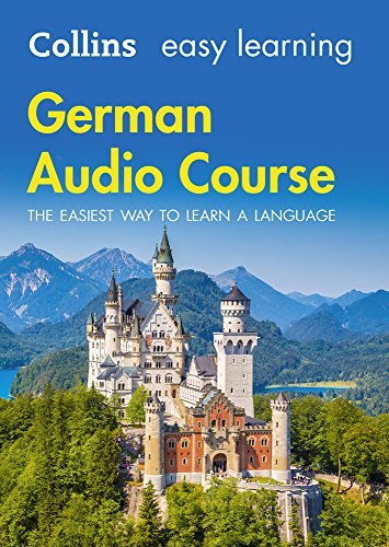 Easy Learning German Audio Course: Language Learning the easy way with Collins (Collins Easy Learning Audio Course) from Collins