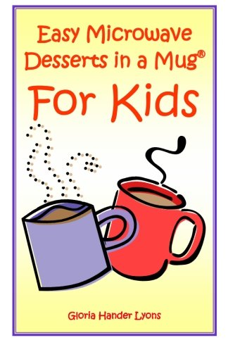 Easy Microwave Desserts In A Mug For Kids from Blue Sage Press