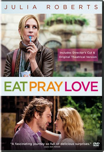 Eat Pray Love [DVD] [2010] [Region 1] [US Import] [NTSC] from Sony Pictures Home Entertainment