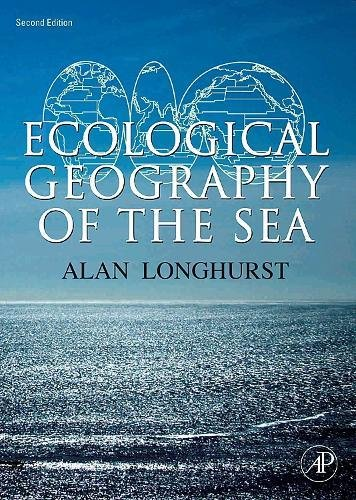 Ecological Geography of the Sea from Academic Press