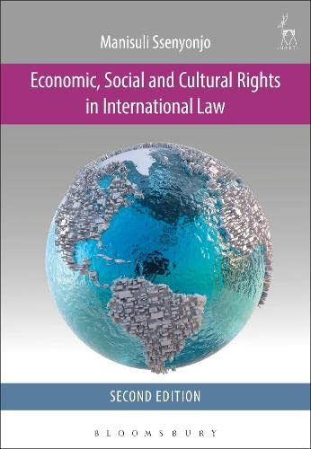 Economic, Social and Cultural Rights in International Law from Hart Publishing
