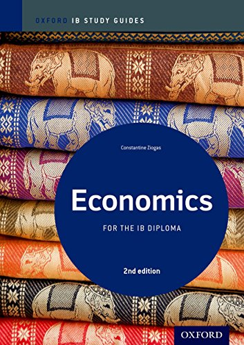 Economics Study Guide: Oxford IB Diploma Programme (International Baccalaureate) from OUP Oxford