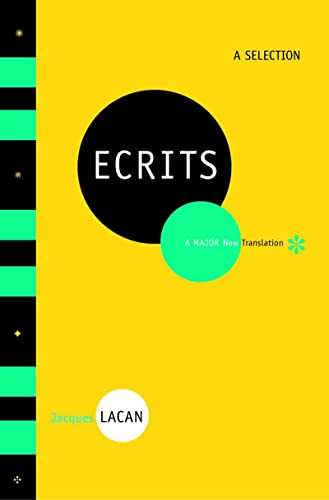 Ecrits: A Selection from W. W. Norton & Company
