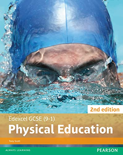 Edexcel GCSE (9-1) PE Student Book 2nd editions (Edexcel GCSE PE 2016) from Pearson Education Limited