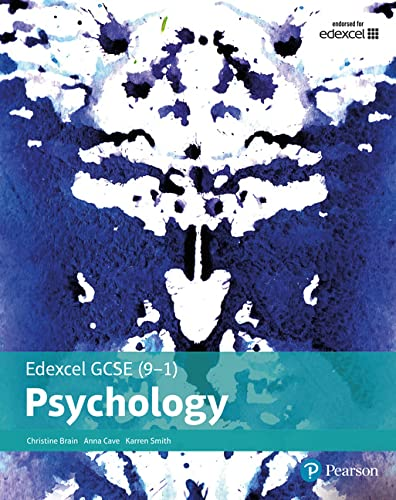 Edexcel GCSE (9-1) Psychology Student Book from Pearson Education